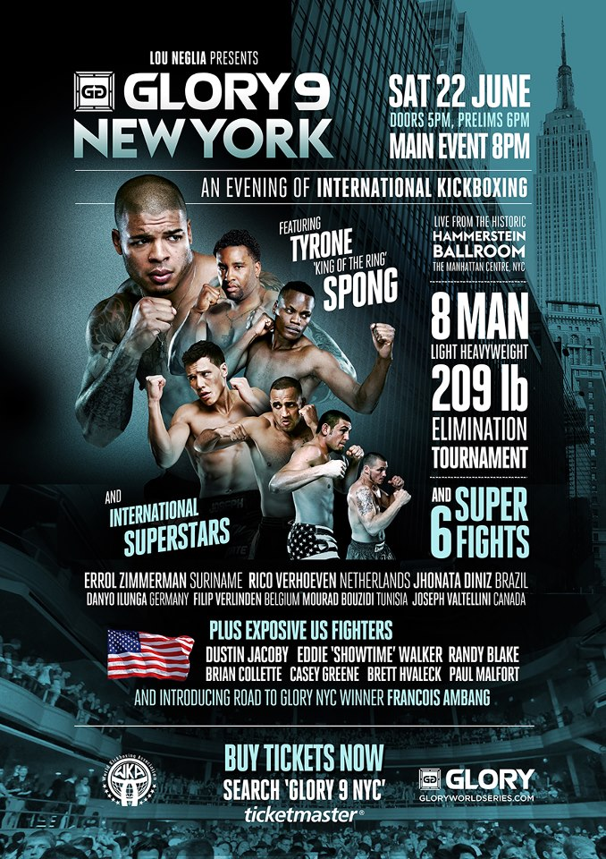 Glory9Poster